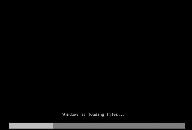 Копирование файлов Windows 7
