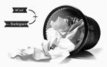 Восстановление удаленных данных из корзины